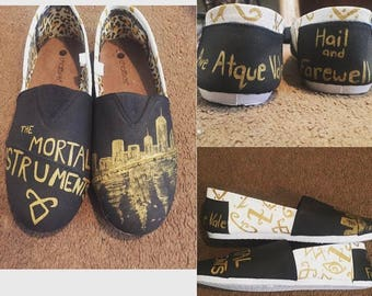 Silhouette Customized Shoes!