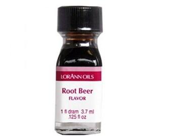 Lorann Oils Root Beer 1 dram .125 oz 3.7 ml