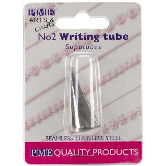 PME Seamless Stainless Steel Writer No.2