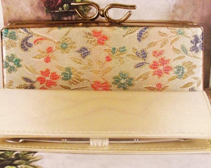 Vintage Pocket Manicure Set, Converted Spectacle Case to Manicure Set - Combo Set