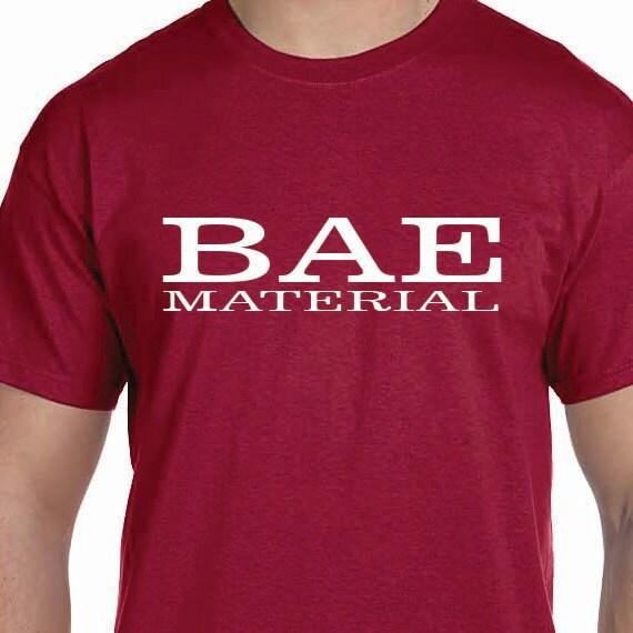 Bae Material Printed 100% Cotton Gift T-Shirt