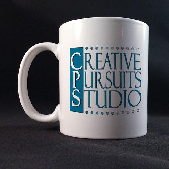Creative Pursuits Studio Mug 11 Oz or 15 Oz