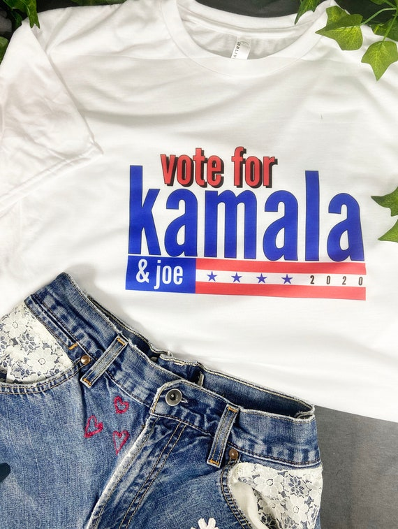 Vote for Kamala and Joe, Biden Harris 2020 T-Shirt, Election 2020, Joe Biden, Kamala Harris Shirt, Democrat Shirt, Political Shirt
