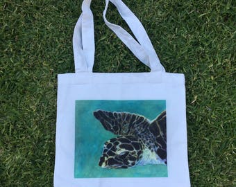 d23187b76ea Salvador Dali Linocut design Tote Bag   Etsy
