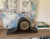 Vintage New Haven Mantle Clock
