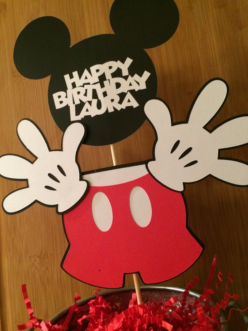 Mickey Mouse Birthday Party Mickey Mouse Decor Birthday Party Mickey Mouse Birthday Decorations Mickey Mouse Birthday Decorations