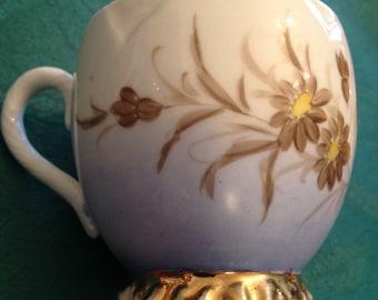 Vintage moustache cup