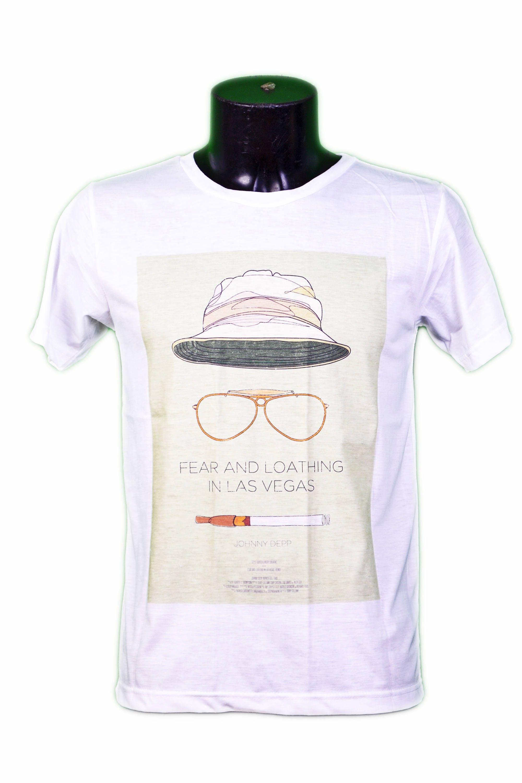 Fear and Loathing in Las Vegas Johnny Depp Mens T-shirt