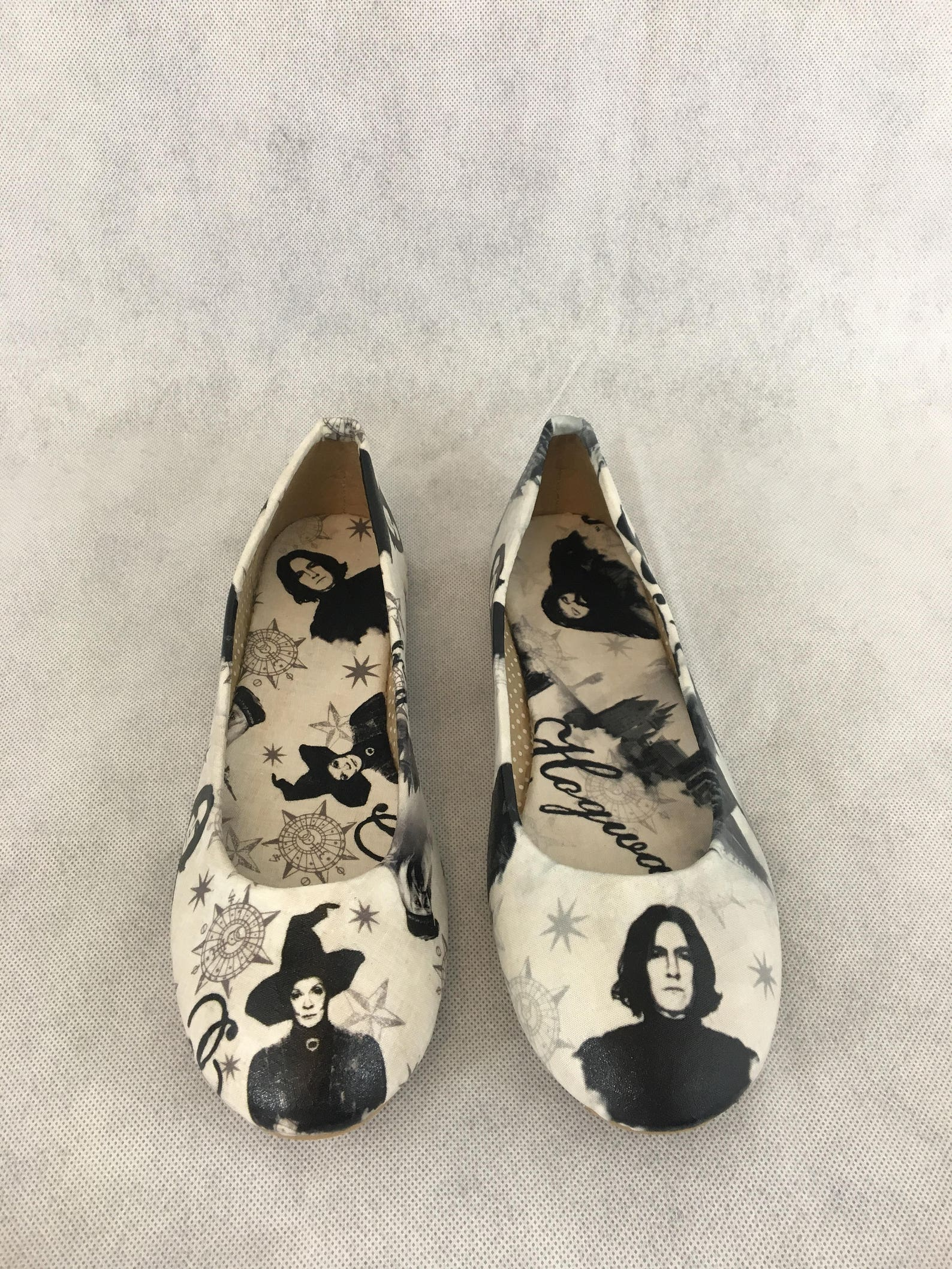 custom made harry potter ballet flats