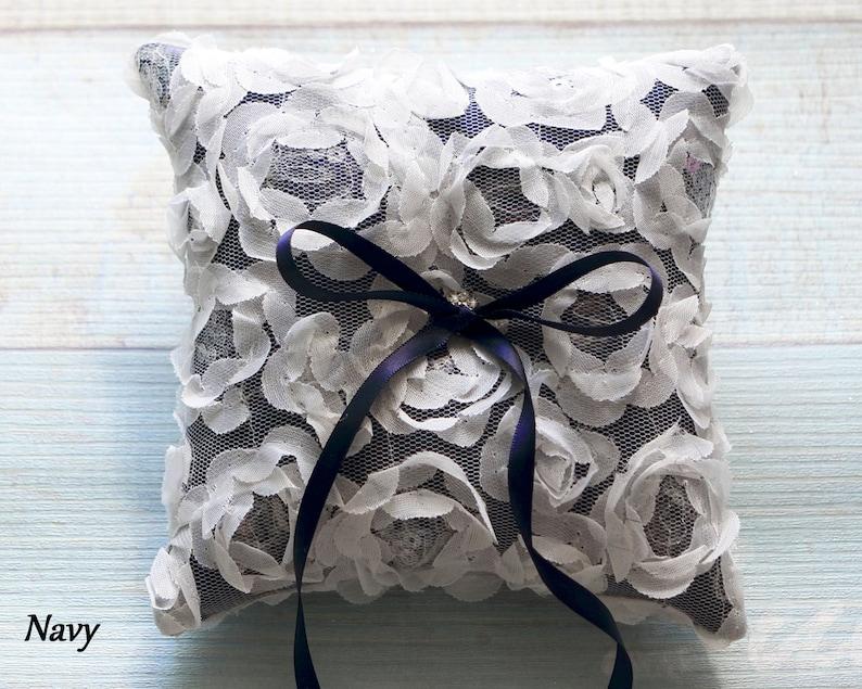 Custom ring pillow Handmade wedding ring -RT47 Wedding ring pillow Ring cushion Wedding ring holder Ring boy Ring bearer pillow