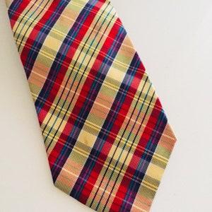 Erve Jacques tie silk vita uomo cravatta