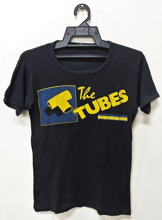 VINTAGE 80s 1981 THE TUBES punk rock tour concert