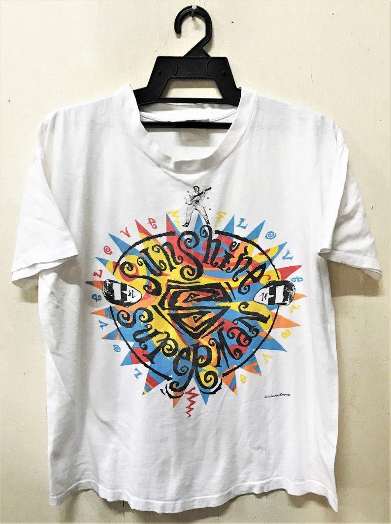 psychedelia. DONOVAN T-SHIRT SUNSHINE SUPERMAN 60/'s pop