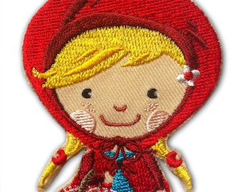 patch / iron: little red riding hood