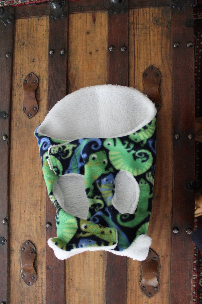 Alpaca bandana for dogs by Upperdogs Alpacalypse is coming