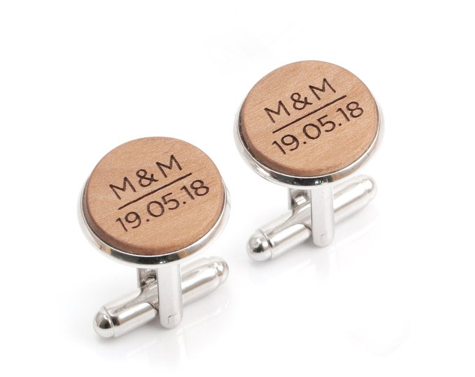 Gifts for Grooms, Groom Gift, Cufflinks for Groom, Grooms Cufflinks, Wedding Cufflinks