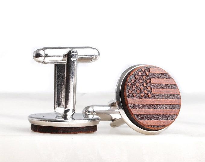 Flag Cufflinks, Country Flag Cufflinks, USA Cufflinks, USA Flag Cufflinks, National Flag, American Cufflinks, Cufflinks Shop Online