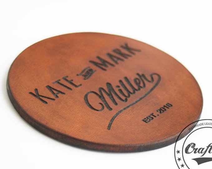 Gifts for the Couple, Wedding Gifts, Names & Date Wedding Gift, Wedding Gift Last Name Established, Unique Wedding Gifts for Couple