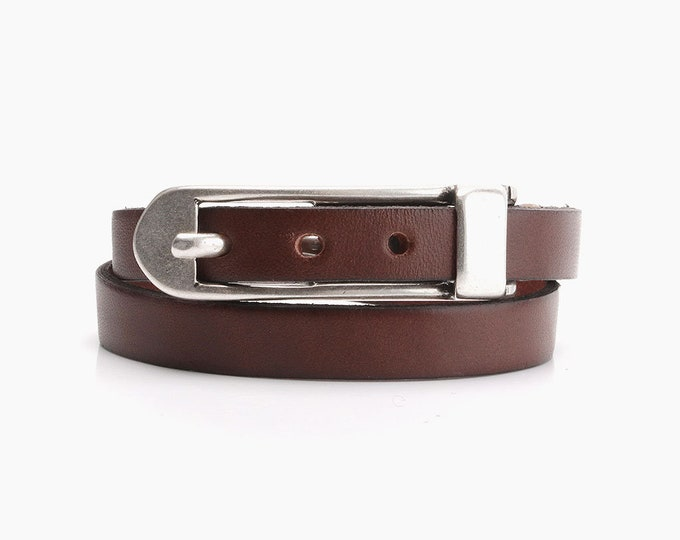 Belt Buckle Bracelet, Wrap Bracelet, Boho Bracelet, Adjustable Bracelet, Leather Cuff Buckle, Leather Wrap Bracelet Buckle
