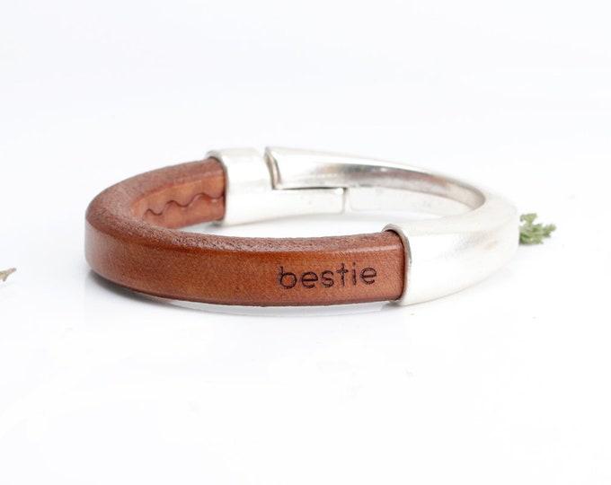 Gift for Bestie, Bestie, Besties, Bestie Bracelets, Bestie Jewelry