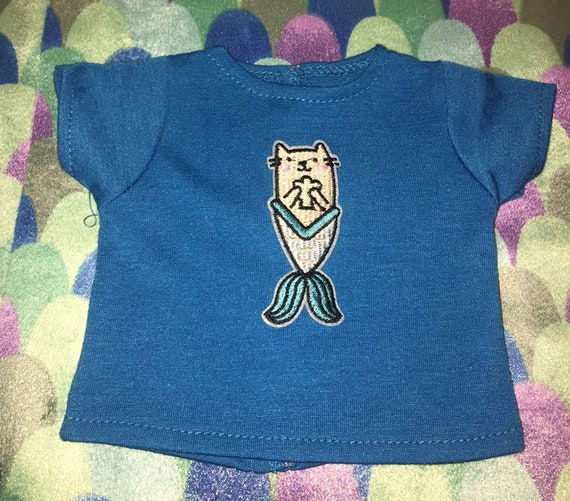 """Cat Mermaids Purrmaids Dress for 18/"""" American Girl Doll Clothes"""