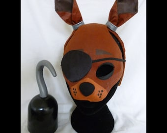 five nights at freddys foxy mask