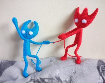 Poseable Yarny Dolls - Unravel 2