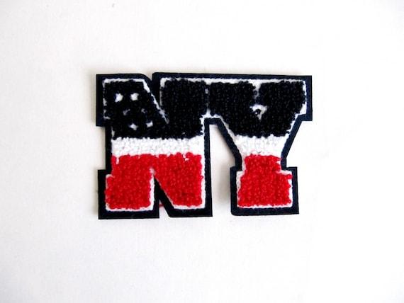 Ceretas new york patchny appliquecity patchsew on new york etsy