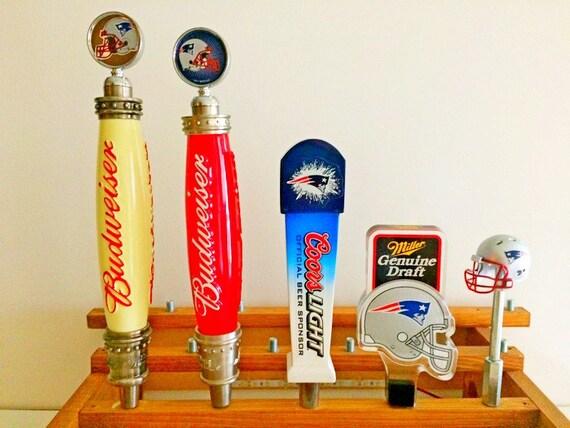 Beer Tap Handles New England Patriots Patriots Beer Etsy