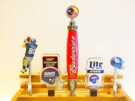 "Brand New In Box! Miller Genuine Draft MGD Logo Beer Tap Handle 11"" Tall"