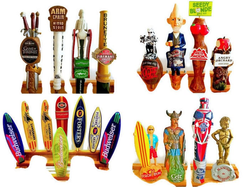 Collectible Beer Tap Handles Vintage Beer Taps Branded