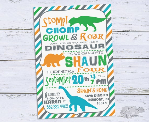 graphic relating to Printable Dinosaur Birthday Invitations identify Dinosaur Birthday Invitation, Dinosaur Get together Invitation, Dinosaur Printable, Boy Birthday Invites, Dinosaur Birthday Invitations