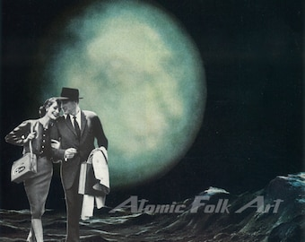 Moon Strolling