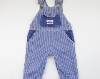 Spirited Old Navy Boys Infant Size 3-6 Months Blue Denim Bib Overalls Jeans Clothing, Shoes & Accessories