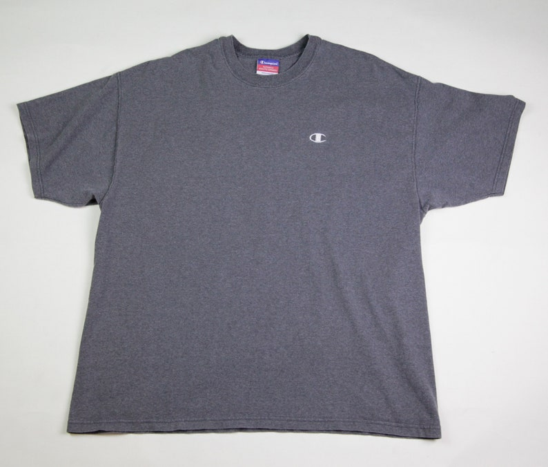 90s00s Era Vintage Authentic Etsy Athletic Apparel Champion Grey 6qqPxwdR