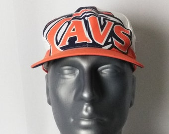 Virginia Cavaliers Retro Vintage Adjustable Snapback Cap Hat All Over Print  NEW 7ac08b712827