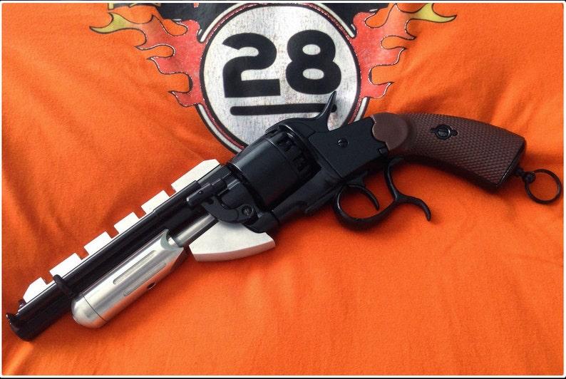 Firefly Jayne Cobb Boo pistol aluminium parts set