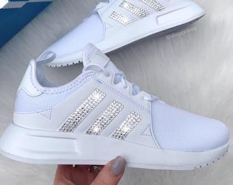 e4eadf6780c Swarovski Adidas Originals XPLR Girls Womens Casual Shoes