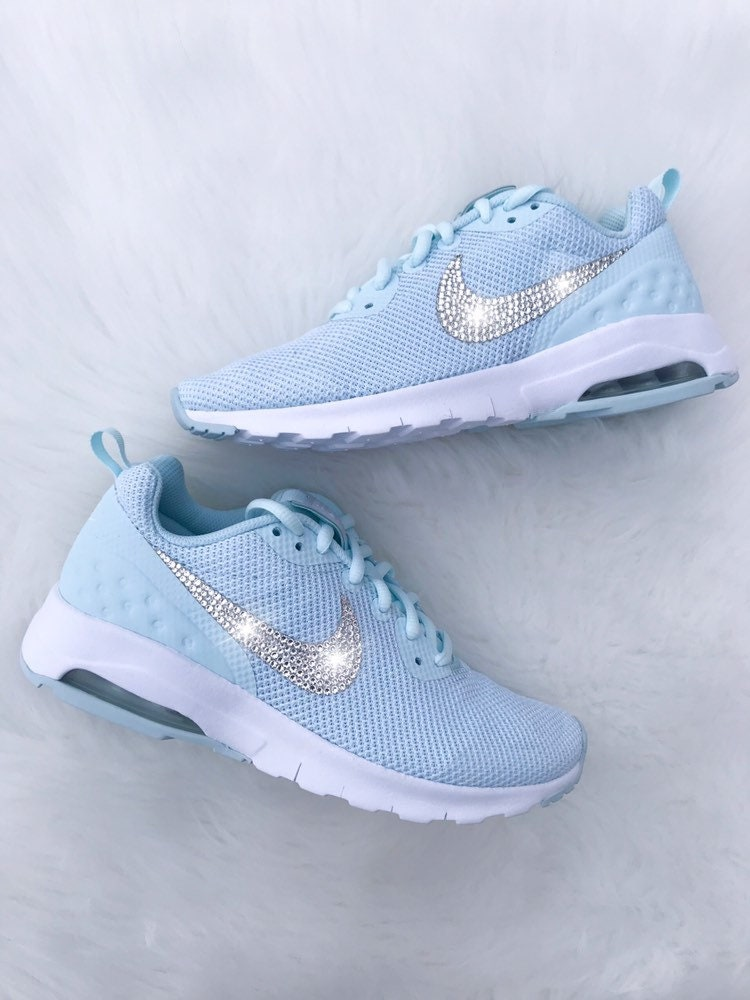 SIZE 7 Swarovski Nike Air Max Motion SE Running Shoes  af7f55703e2c