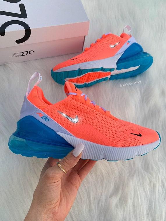 Nike Air Max 16 Sneaker neonorange 100% authentisch