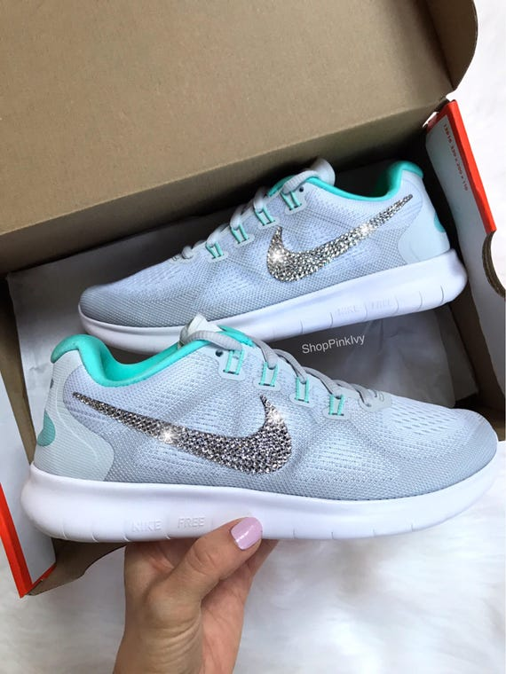 7 5 Swarovski personnalis RN TAILLE Nike gratuit chaussures OwdExq