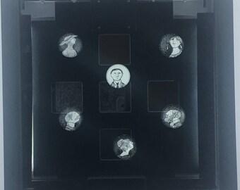 Edward Gorey Shadowbox