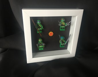 Teenage Mutant Ninja Turtles Shadowbox