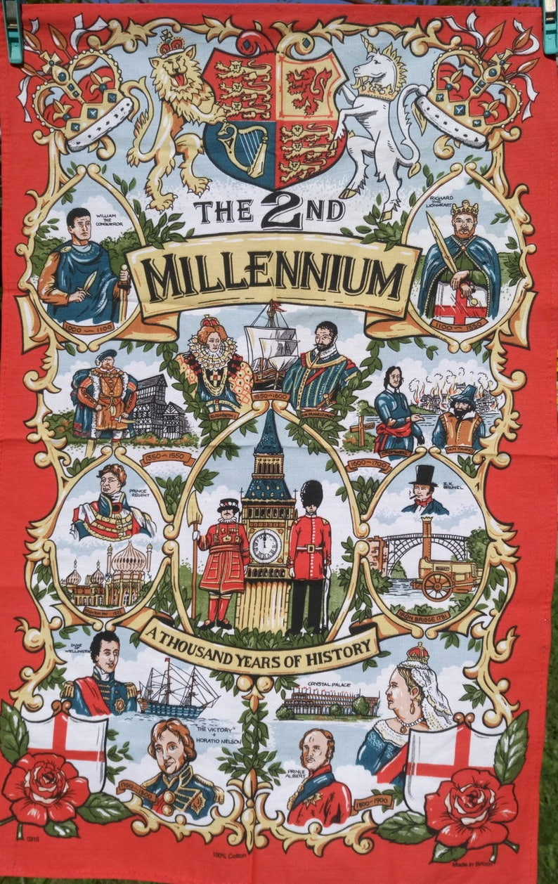 The 2nd Millennium A thousand ...