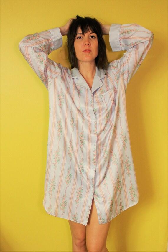 The Beauty Sleep Lounge Shirt: Vintage PJs Baby B… - image 2