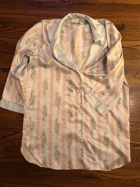 The Beauty Sleep Lounge Shirt: Vintage PJs Baby B… - image 7