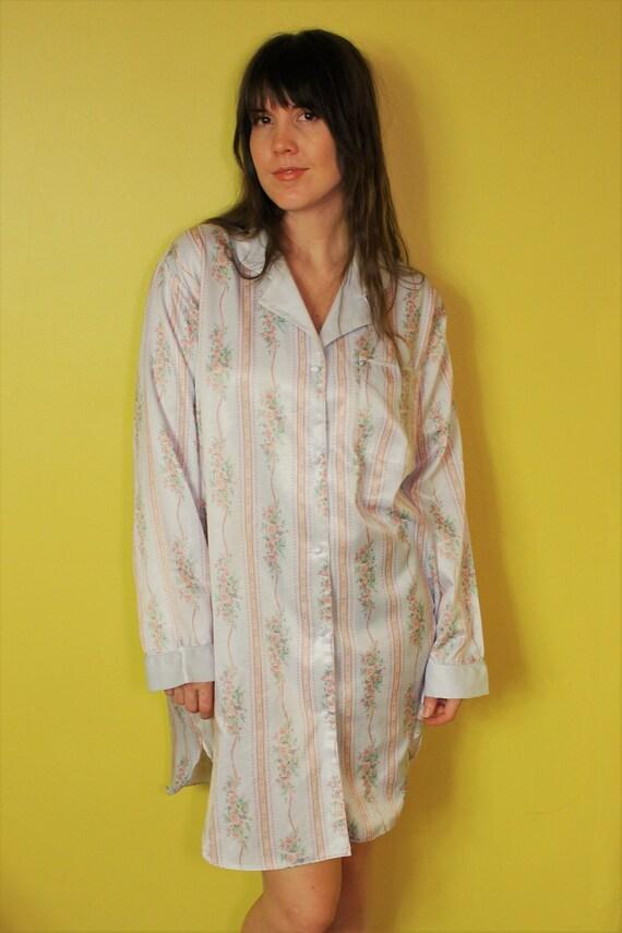 The Beauty Sleep Lounge Shirt: Vintage PJs Baby B… - image 3