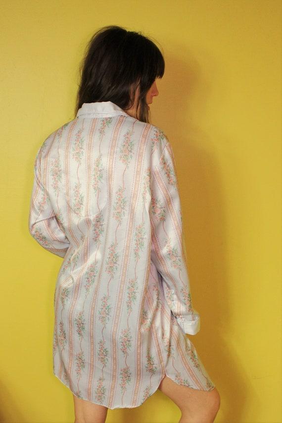 The Beauty Sleep Lounge Shirt: Vintage PJs Baby B… - image 4