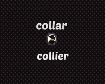 dog collar , custom collar ,design in canada ,Designer dog collar, choose your fabric, collar,adjustable collar,fier-pet