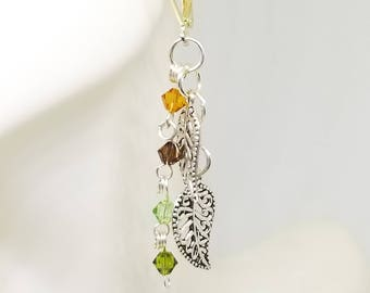 Autumn Leaf Earrings | Free Shipping